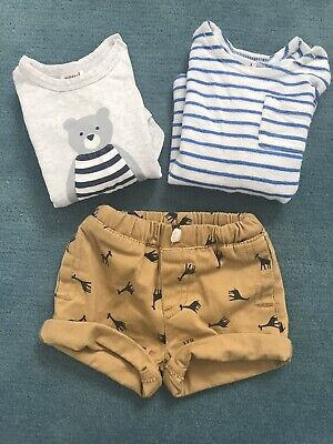Seed Heritage Baby Boy Clothes - Size 000