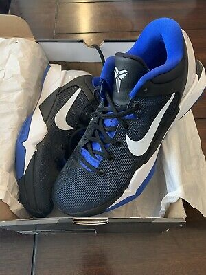 best website 74e5d f7320 Nike Zoom Kobe VII Men s SZ 10 488371 400 Lakers Blue Black