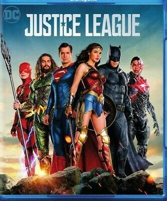 JUSTICE LEAGUE 2017 (DVD in a CASE Only) (NO DIGITAL or ARTWORK) *Please Read*