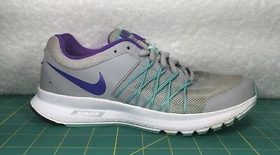 cheap for discount 8cf7c 9a699 NIKE AIR RELENTLESS 6 Gray Purple Teal Grape Running Shoes Sneakers~Women's  Sz 7