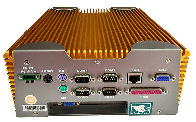 Boxer S Tf-Aec-6910-A1 Embedded Industrial Control Pc