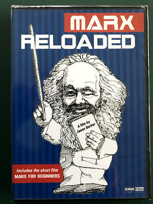 Marx Reloaded, DVD, FACTORY SEALED, FREE SHIPPING, documentary, Ohio seller