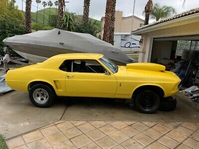 1969 Ford Mustang coupe 1969 ford mustang