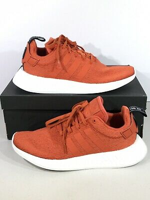 new products a9207 7d503 Adidas BY9915 NMD R2 Men s Size 8.5 Future Harvest Athletic Running Shoes  X19-99