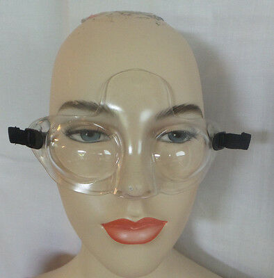 Goggles for DRY Eyes CPAP eye Seals Tranquileyes Hydrating Sleep Mask NEW Eyeeco