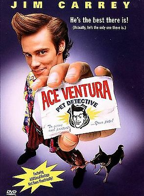 Ace Ventura: Pet Detective (DVD) New and SEALED