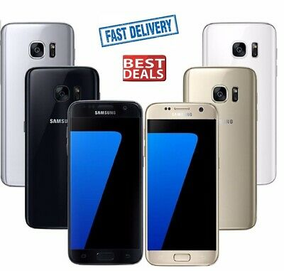 Samsung Galaxy S7 Edge SM-G935F 32GB Smartphone Unlocked New Condition Warranty