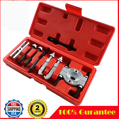 9pc MINI Bearing Puller Separator 30-50mm Pull Out Jaw Set Gear Pulley Removal