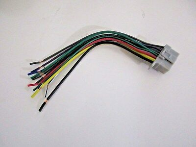 Pleasing New Wire Harness For Panasonic Cq C3103U Cq C3203U 14 50 Picclick Wiring 101 Capemaxxcnl