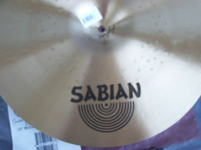 Sabian HH Power Crash Cymbal 16""