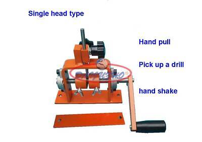 Manual Wire Cable Stripping Machine Peeling Machine Cable Wire Stripper New