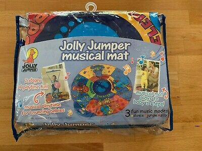 Jolly Jumper Musical Mat / Baby And Infant Toy