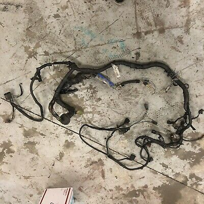 Swell 91 94 Nissan 240Sx Ka24De Engine Wiring Harness S13 Oem Used Wiring Digital Resources Funapmognl