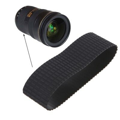 For Nikon 24-70mm F2.8 Camera Lens Zoom Grip Rubber Ring Replacement Part