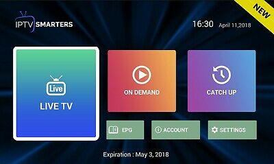 12 months iptv smarters subscription