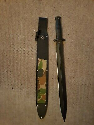 24 Inch Jungle Toothpick Machete
