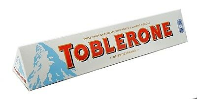Toblerone White Chocolate 360g - Easter