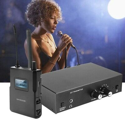 ANLEON S2 UHF Wireless Monitor In-Ear System 526-535/561-568/670-680/Mhz System