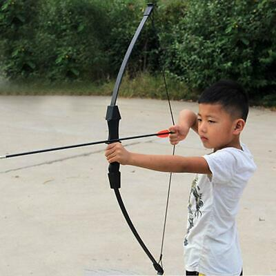 15lbs Children Kids Archery Training Recurve Bow Right Left Hand Shooting