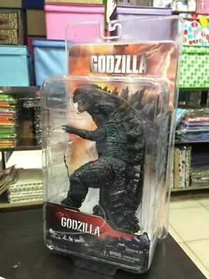 """NECA Godzilla 2014 Head To Tail 12"""" Action Figure Movie Toy Collection Xmas Gift"""