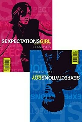 Sexpectations: Sex Stuff Straight Up - New Book Pitts, Leissa,Murray, Craig