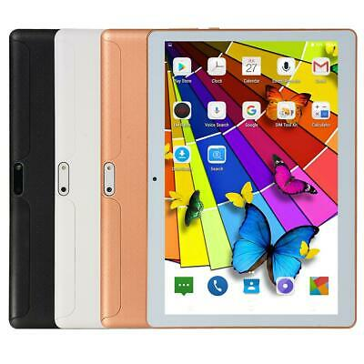 """10.1"""" Deca-Core Tablet HD Screen Android 8.0 Bluetooth 4G Call WiFi Camera GPS"""