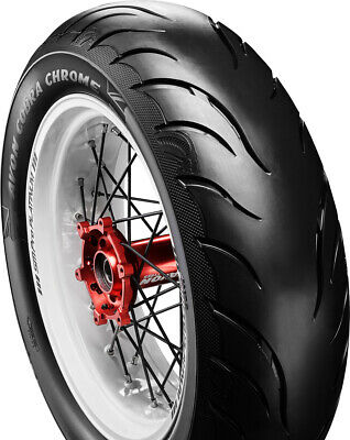 Avon Cobra Chrome AV92 200/70B15 82H TL Rear Motorcycle Tyre KTM