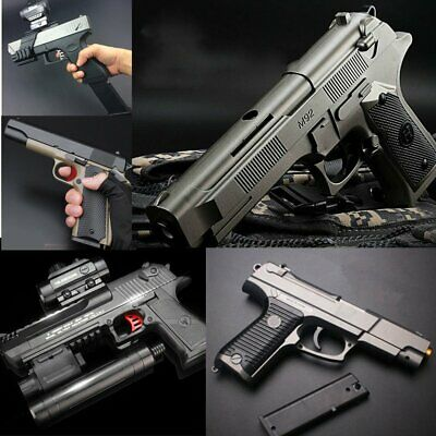 Electric Sliver m92 Automatic Water Gel Ball Blaster Hand Gun 30000 bullets RA