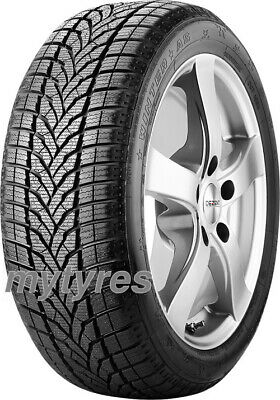 2x WINTER TYRES Star Performer SPTS AS 205/55 R16 91H with MFS M+S