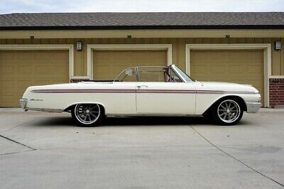 1962 Galaxie Sunliner 1962 Ford Galaxie Sunliner 52,900 Miles Colonial White Convertible 352 V8 Ford O