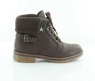 21d5510a9658 NIB TOMMY HILFIGER Rinah Black Snow Boots Winter Shoes Sz 5 -  53.99 ...