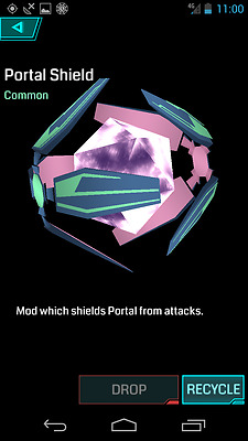 Ingress Common Portal Shield x1900 pack guide - buy now