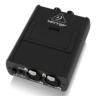 Behringer PowerPlay P1 Wired IEM Beltpack Stereo / Mono Active Headphone Amplifi