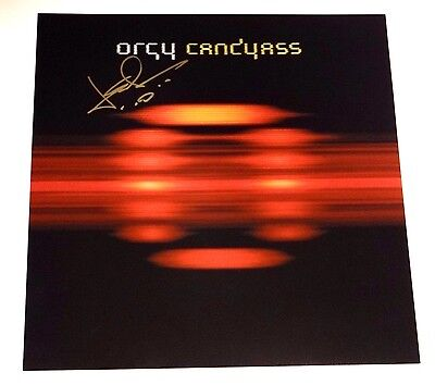 Orgy Jay Gordon Signed Candyass 12X12 Album Cover Photo!!!