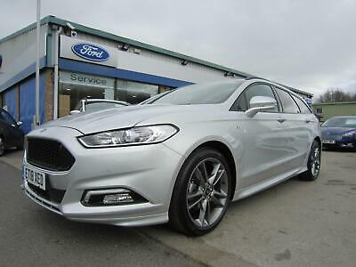 2018 FORD MONDEO 2.0 TDCi 180 ST LINE EDITION ESTATE, 180PS