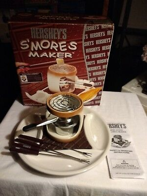 Hershey's S'mores Maker - Complete!