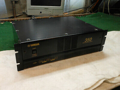 Yamaha XS350 Power Amplifier - The excellent working condition!