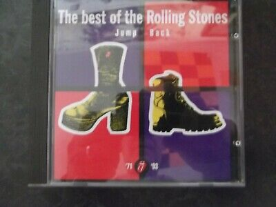 Rolling Stones Jump Back The Best Of 71-93 Cd
