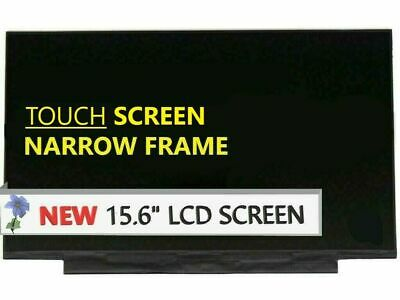 HD HP Pavilion 15-CS N156BGN-E43 LCD Display Touch Screen Assembly Replacement