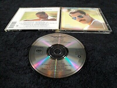 Freddie Mercury Mr Bad Guy Original CD USA 1985 Columbia 07464400712 - QUEEN