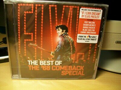ELVIS PRESLEY: The Best Of The '68 Comeback Special (Remaster, 4 Bonus 2019)