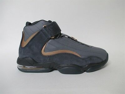 sports shoes 41ec0 d69a8 Nike Air Penny IV 4 Wolf Grey Coppercoin Sz 10 864018-002