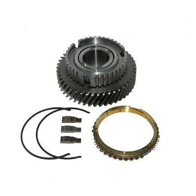 AX15 Jeep Dodge 5th Gear Update Kit 47 Tooth Synchro Springs & Keys 92 & Later