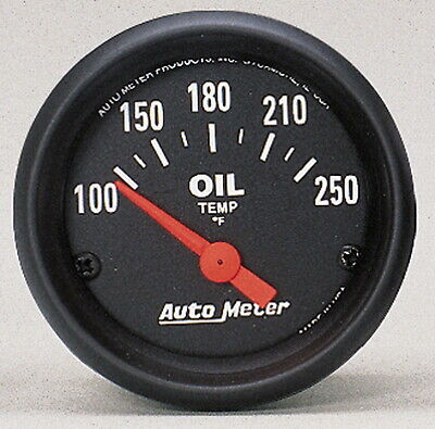 AutoMeter 2638 Z-Series (TM) Gauge Oil Temperature
