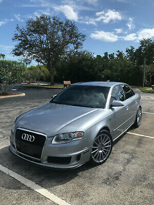 2006 Audi S4  2006 Audi S4 25th Anniversary Edition Only 250 made