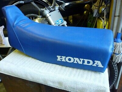 Honda XLR XL XR Complete Seat, 1984 ish, Mint Condition!