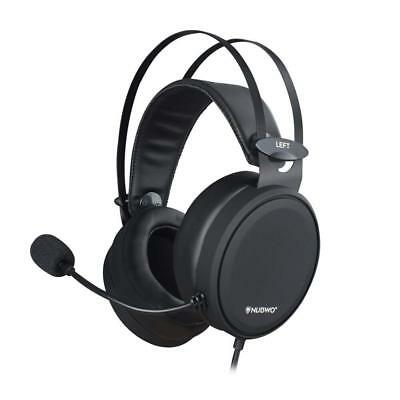 PS4 Headset,NUBWO Xbox One PC Gaming Headset
