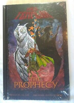 Mice Templar: The Prophecy - Image Comics - Hardcover - Sealed