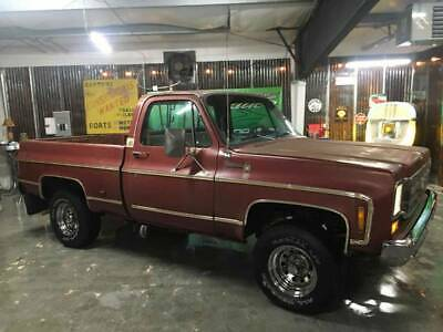 1977 Other Pickups Scotsdale 4X4 1977 Chevrolet C/K 10 Series