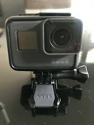 GoPro HERO 5 Camcorder - Black - Used - With Casing Mount, Perfect Working Order